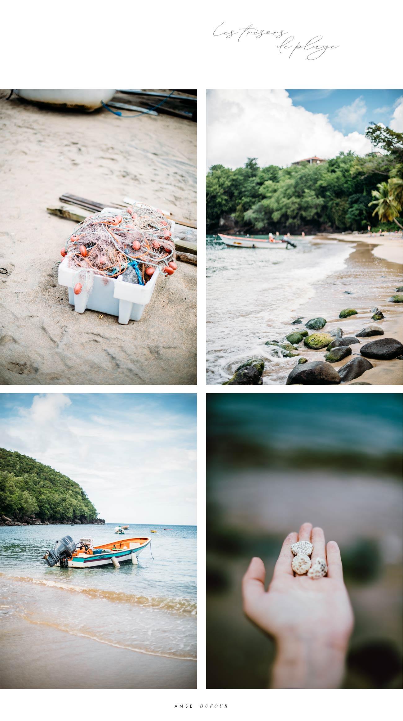 vacances plage Martinique : Anse dufour