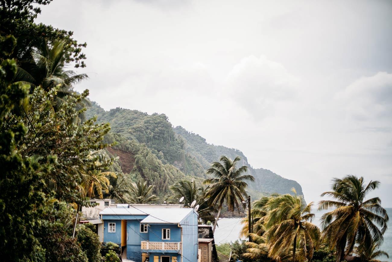 voir le nord sauvage de la Martinique