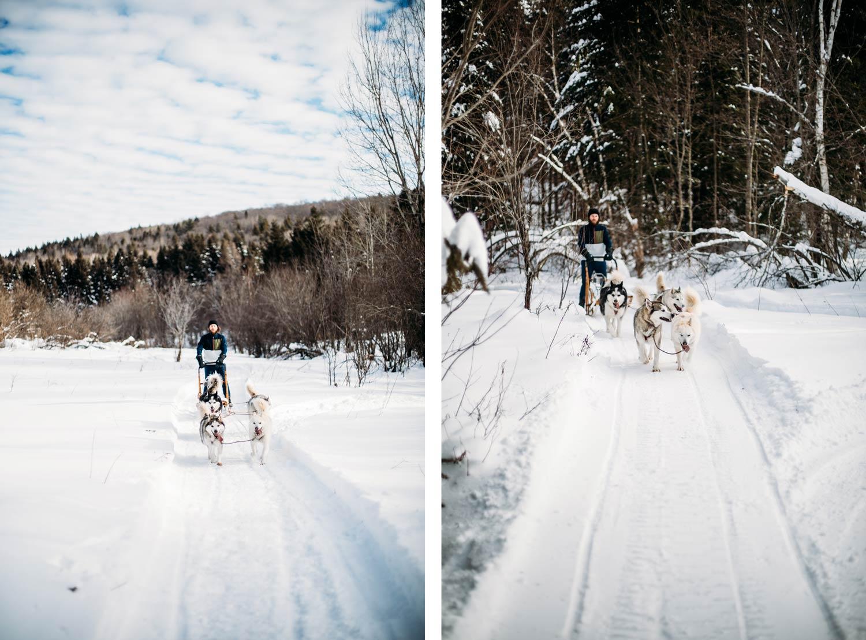 quelles activités voyage au Québec en hiver