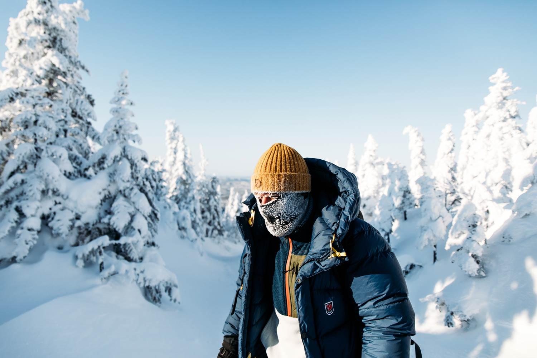 blog voyage et randonnée au Canada