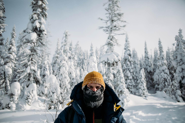 équipement spécial grand froid pour voyager au Canada