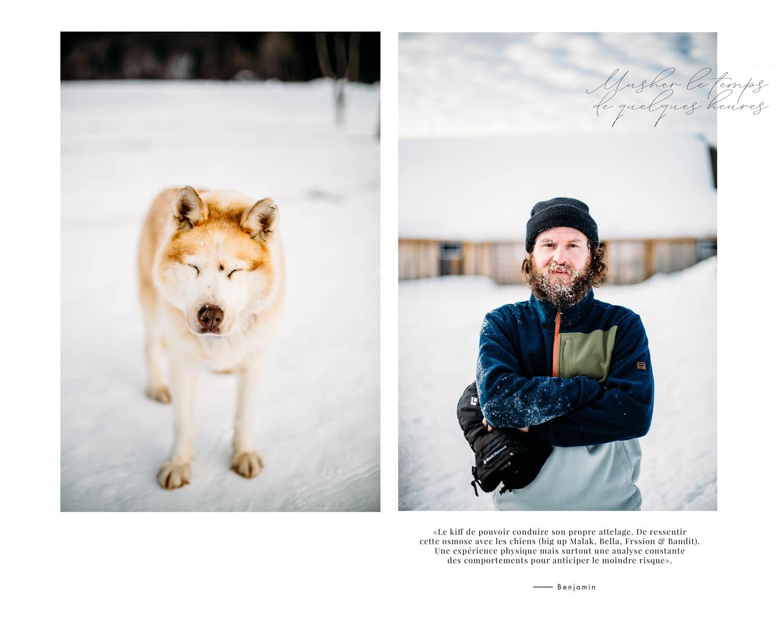 l'hiver au Québec et en Mauricie