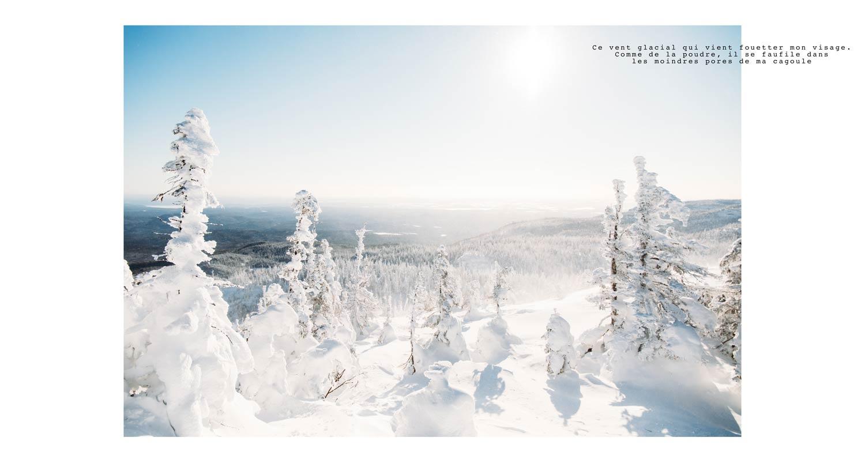 où randonner au Québec en hiver ?