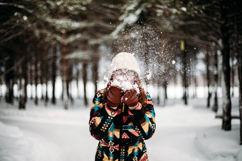 voir la Mauricie en hiver