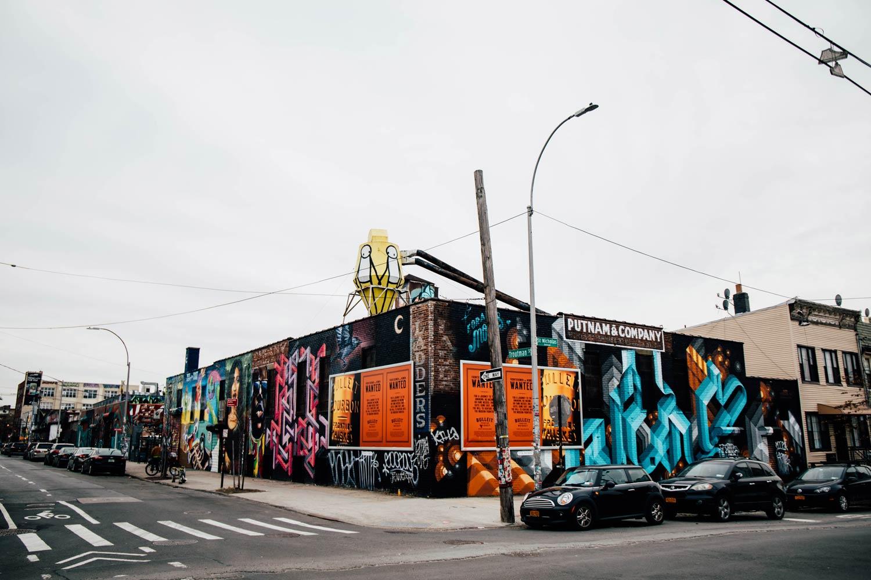 bushwick street art tour