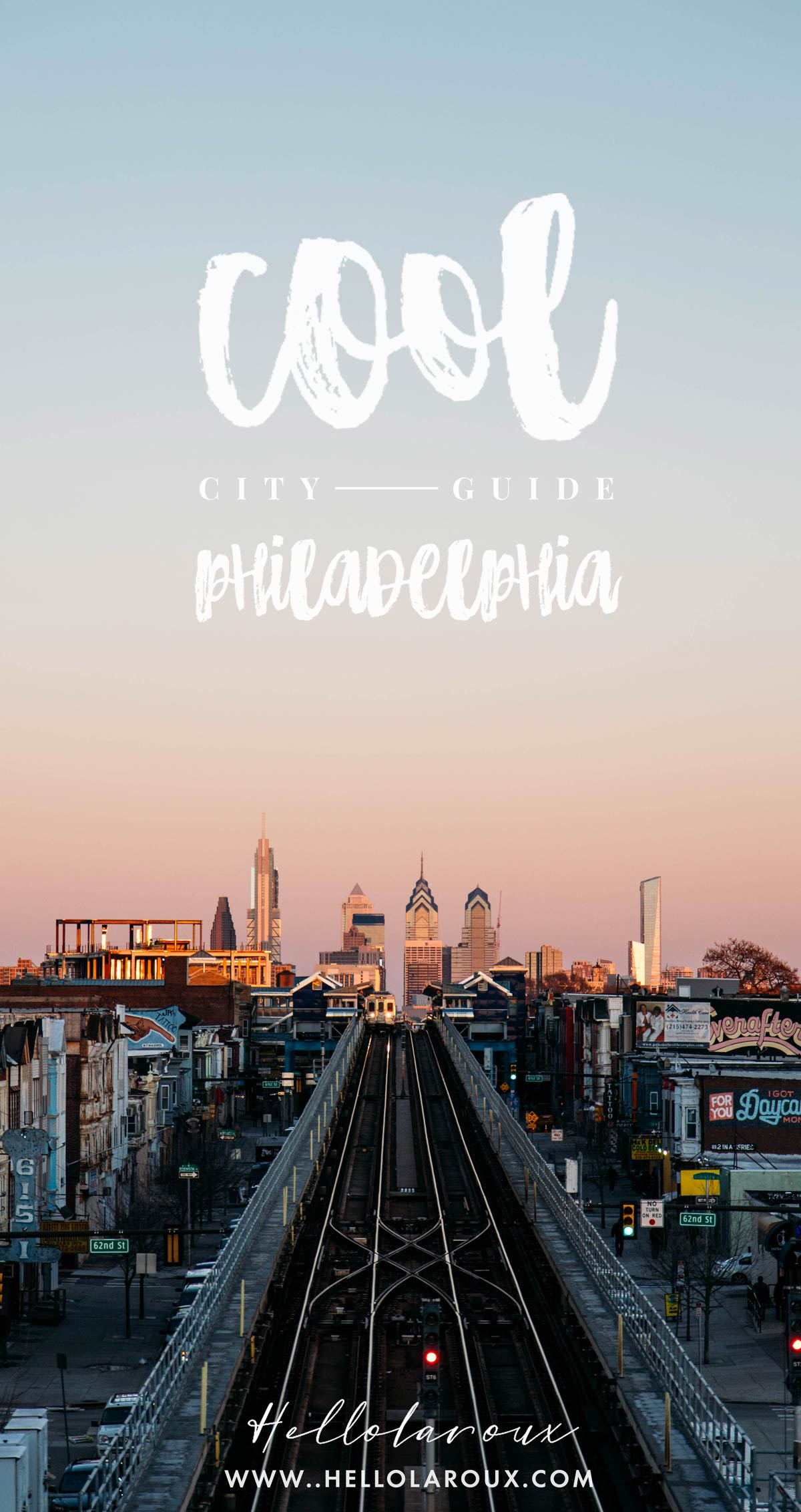 cool city guide Philadelphia