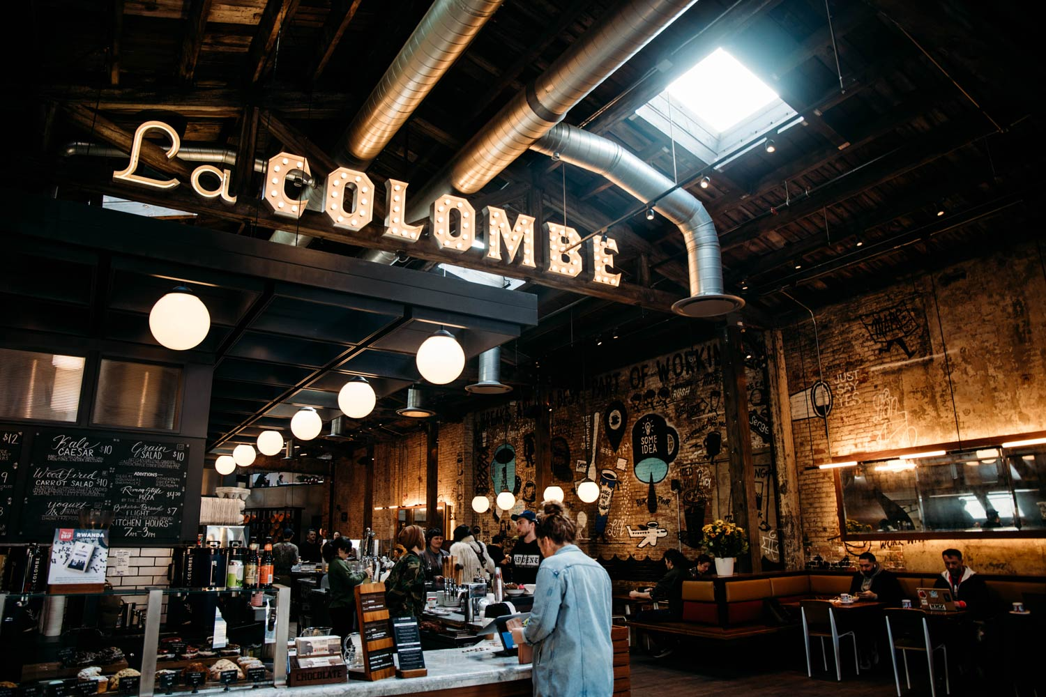 la Colombe best coffee Philadelphia