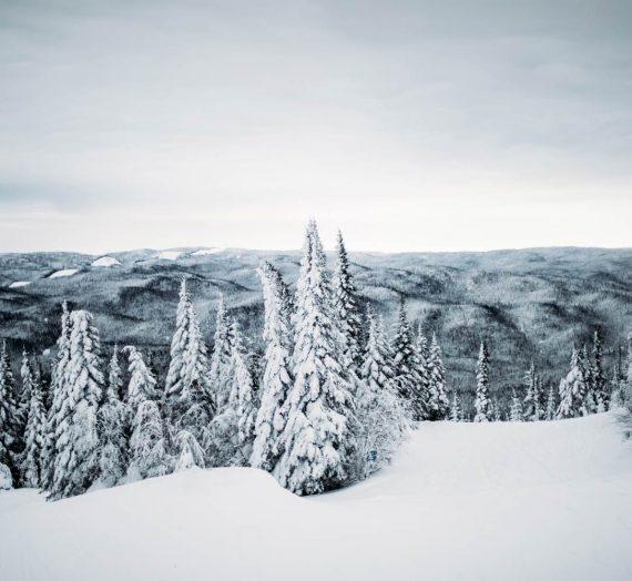 Québec — Merveilles d'hiver au Saguenay-Lac-Saint-Jean
