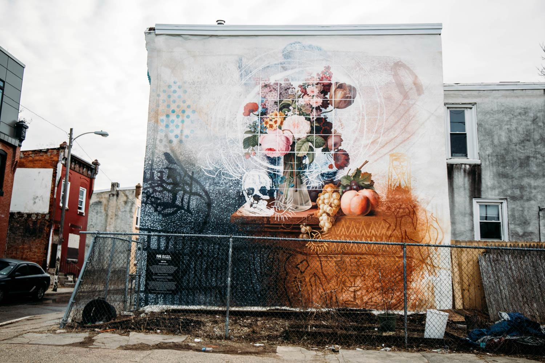 mural Arts Philadelphie street art