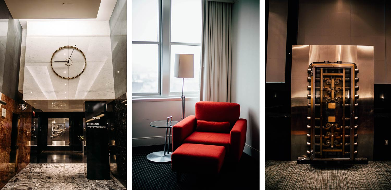 où dormir a Philadelphie hotel Loews