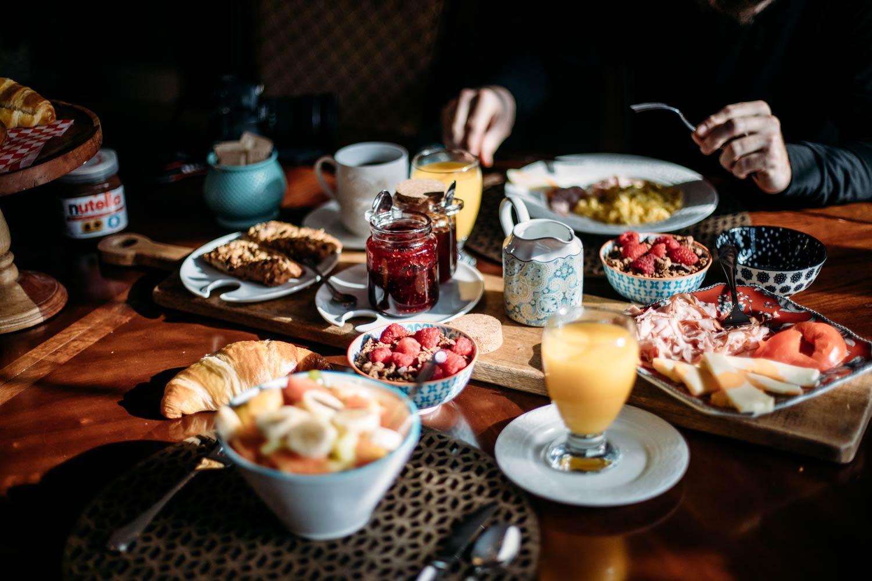 petit-déjeuner auberge Kingsville avis