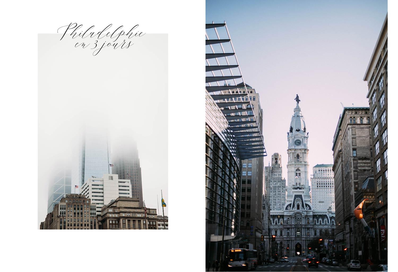 Philadelphie en 3 jours que voir