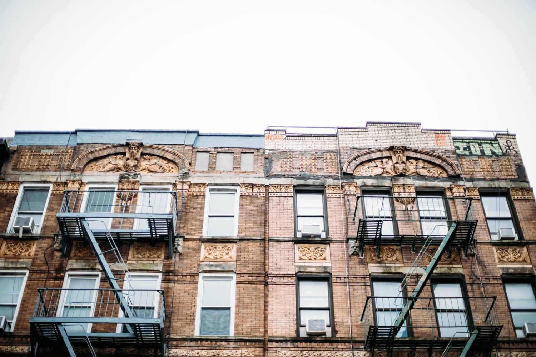 physical graffiti Led Zeppelin New York rue