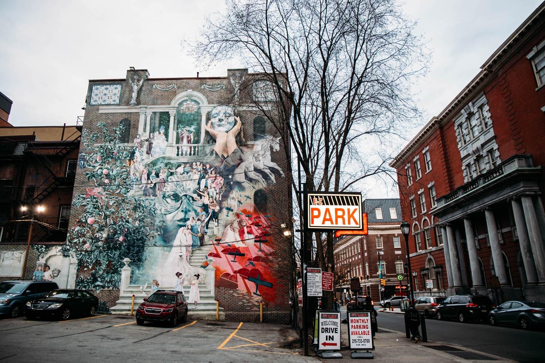 programme Mural Arts de Philadelphie