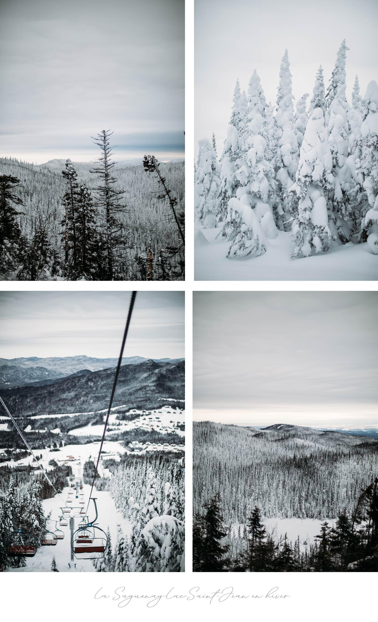 quoi faire au Saguenay-Lac-Saint-Jean en hiver