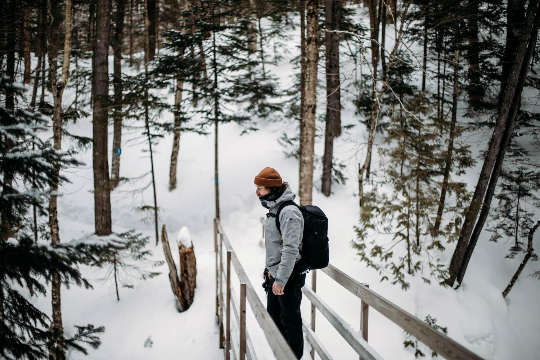 randonner au parc régional massif du sud