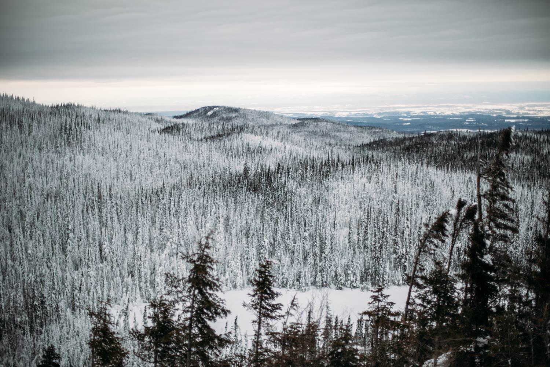 saguenay-lac-saint-jean en hiver : blog Canada