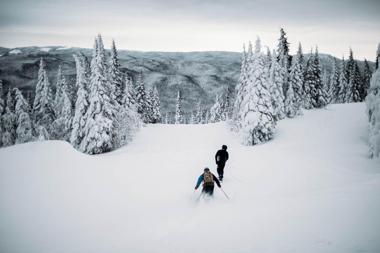 station de ski le valinouet Saguenay