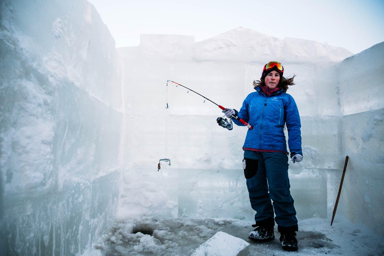 tester pêche blanche Saguenay-lac-saint-jean