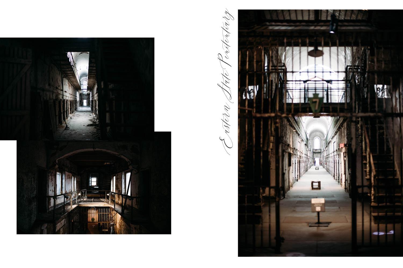 visiter la Eastern State Penitentiary de Philadelphie