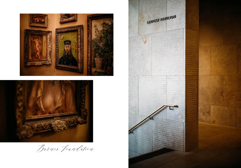 visiter la fondation Barnes Philadelphie