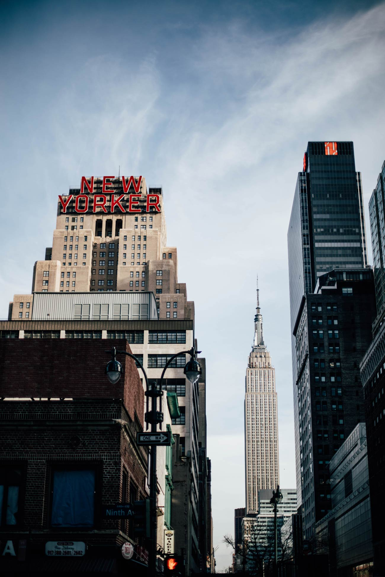 visiter New York Manhattan