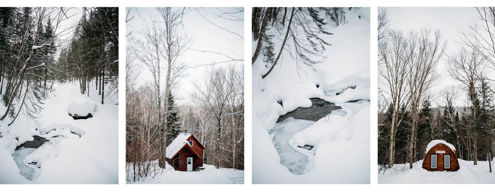 voir l'hiver au Québec ; blog voyage au Canada