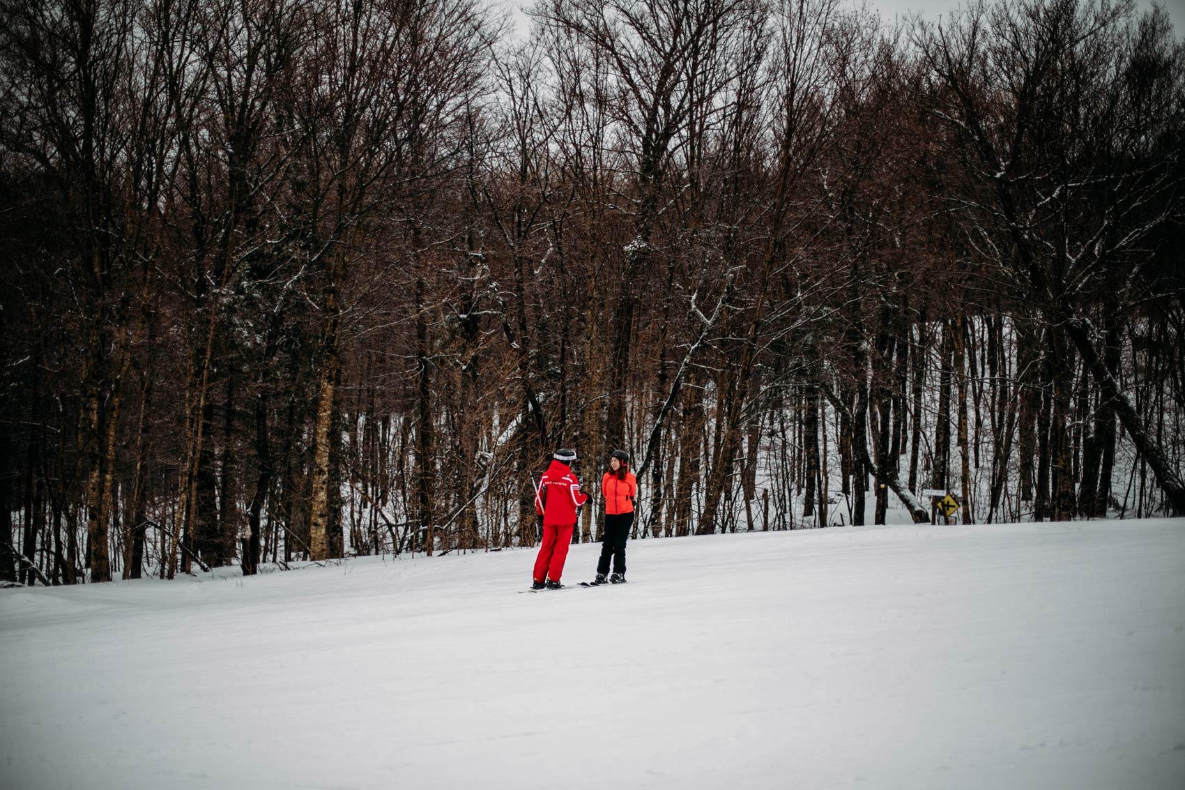 forfait ski Mont-Tremblant