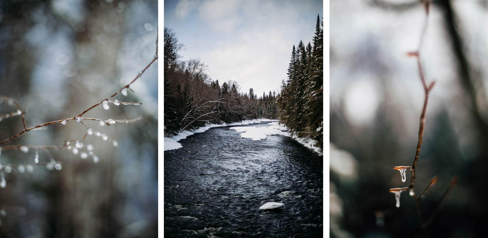 les Laurentides en hiver blog voyage