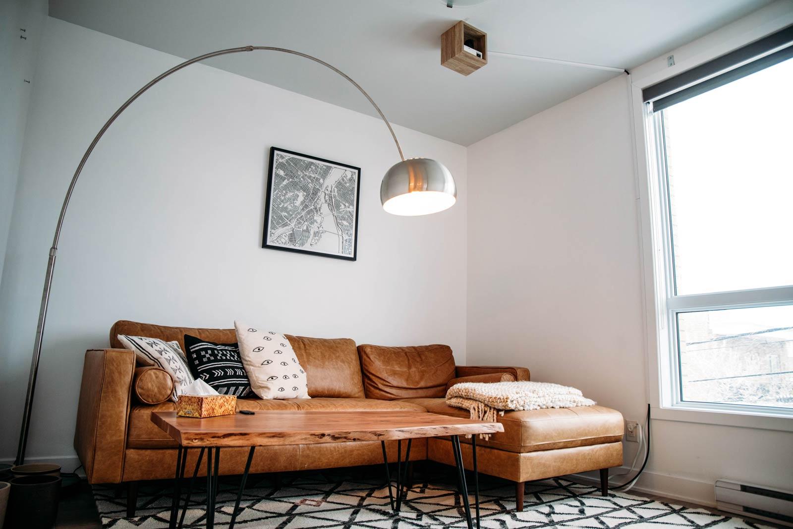 location appartement airbnb Montréal