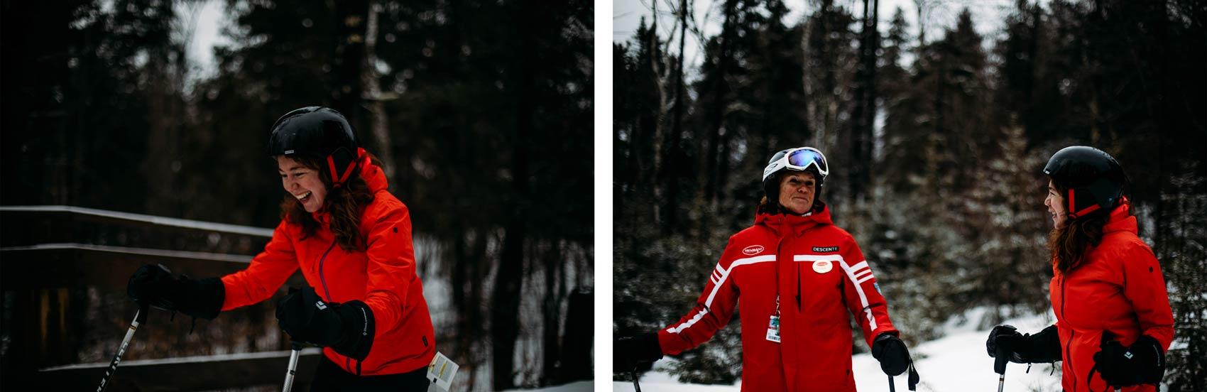 où skier au Québec