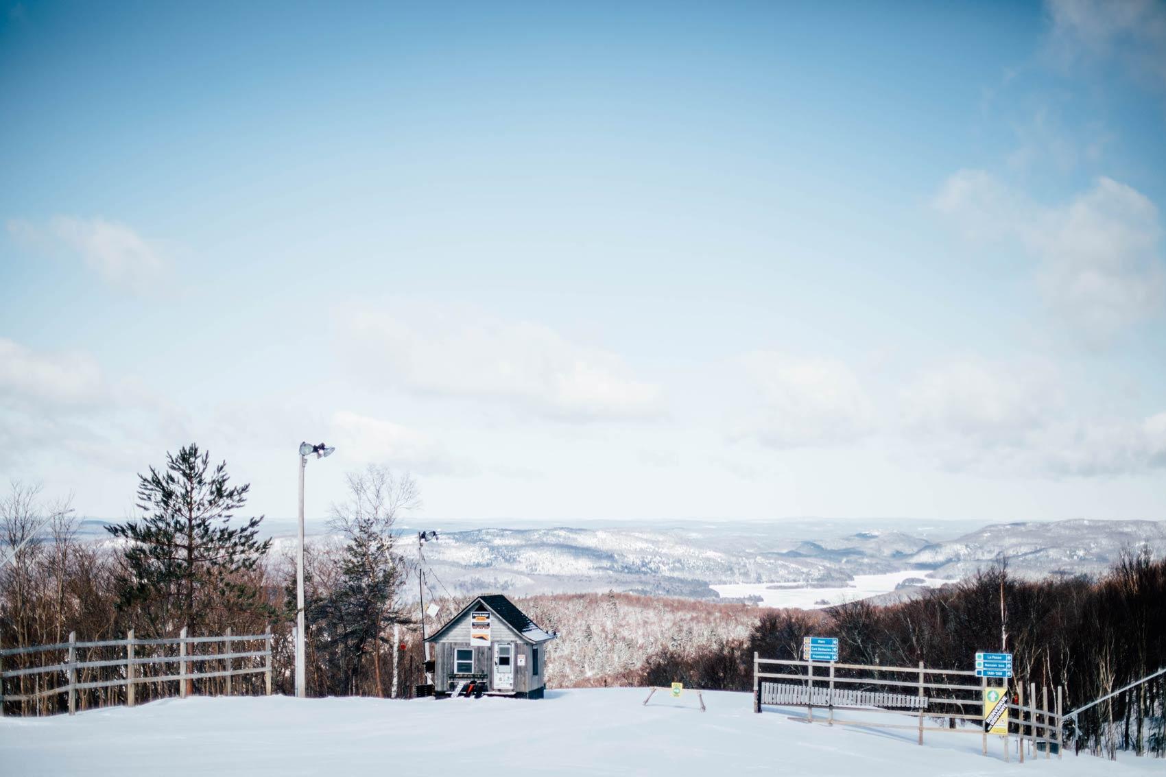 station de ski Tremblant Québec