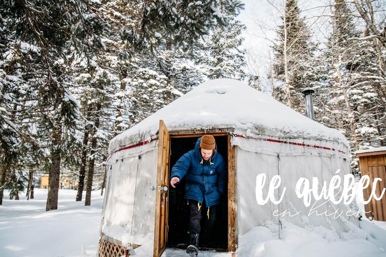 voyage quebec en hiver