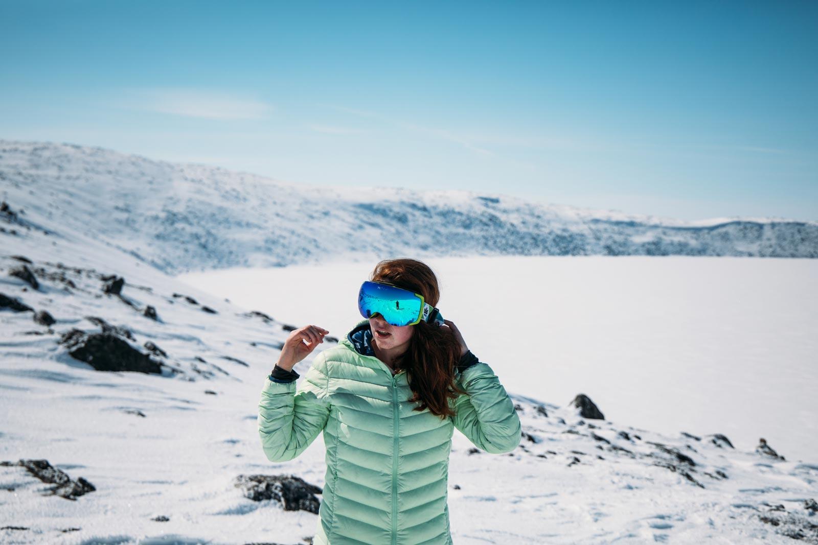 équipement Nunavik vêtement grand froid
