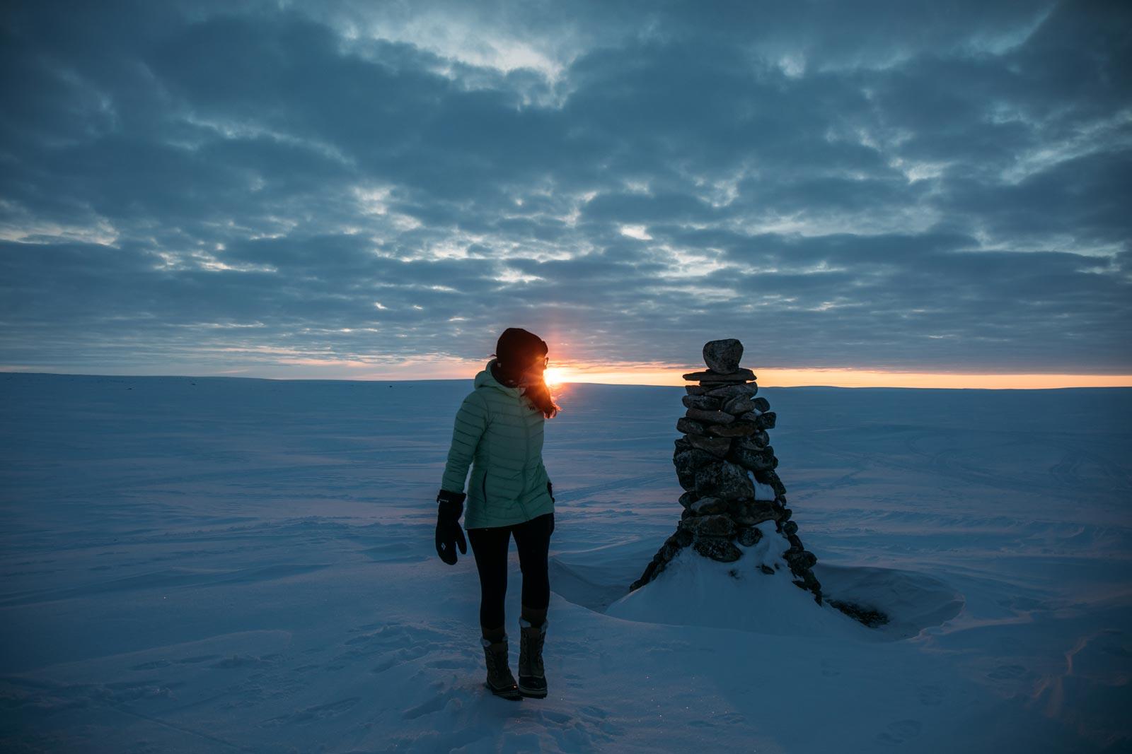 équipement Nunavik voyage nord Québec