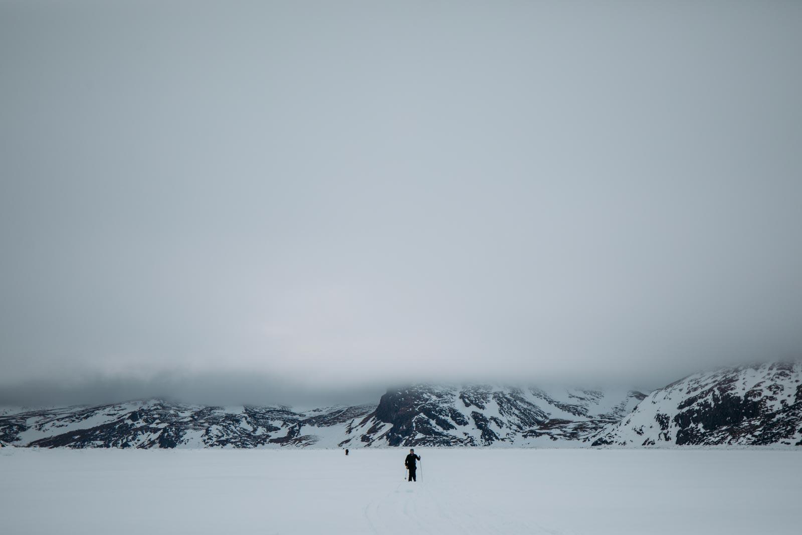 expédition ski de fond équipement synergy MEC