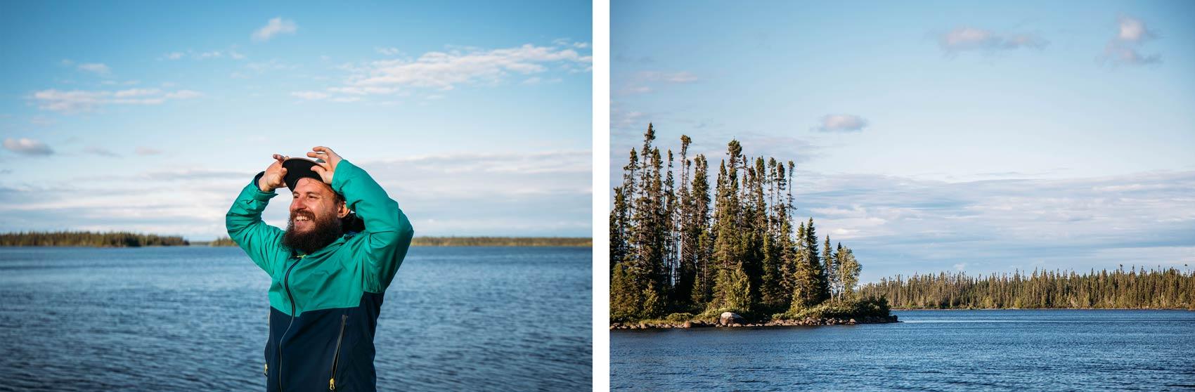 lac Québec du nord