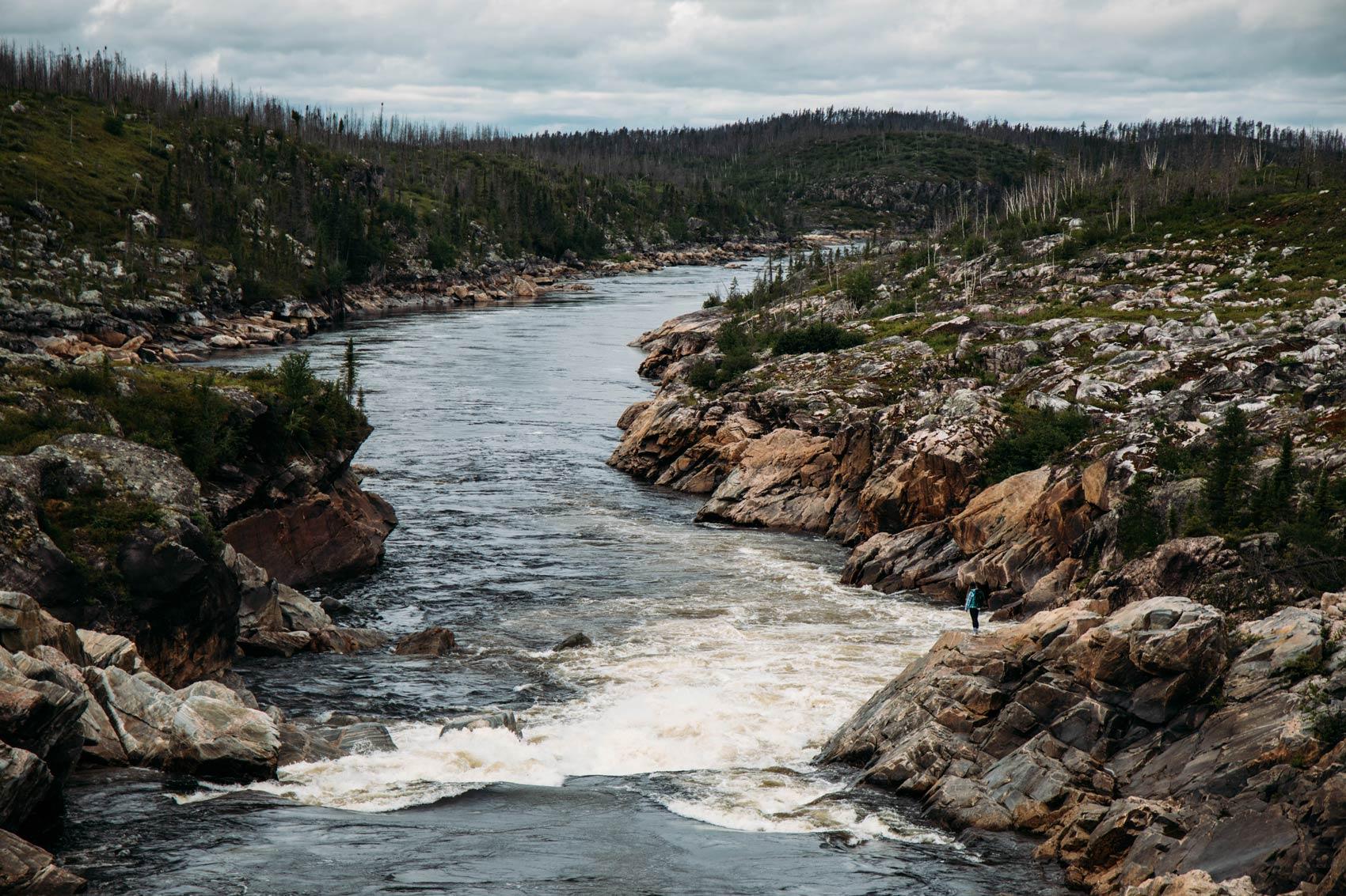 paysages Baie-James nord Québec