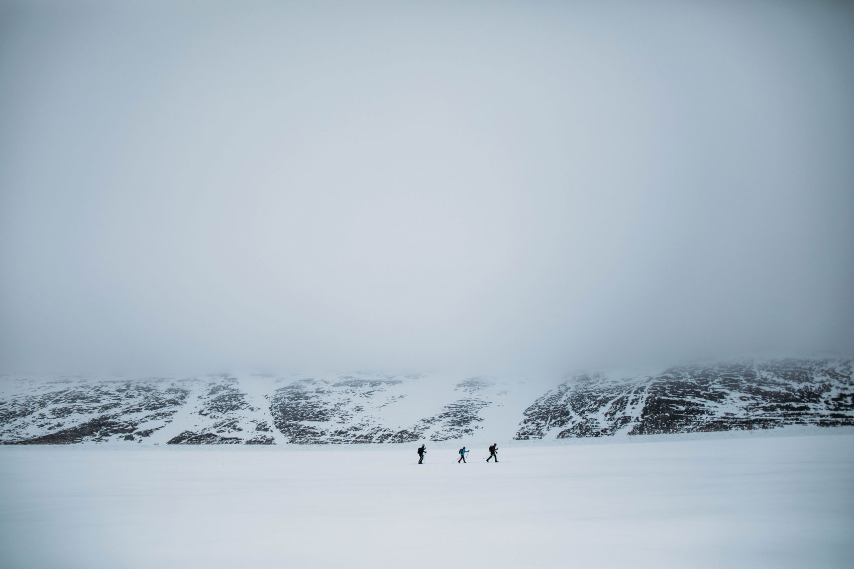 4 jours ski de fond Nunavik