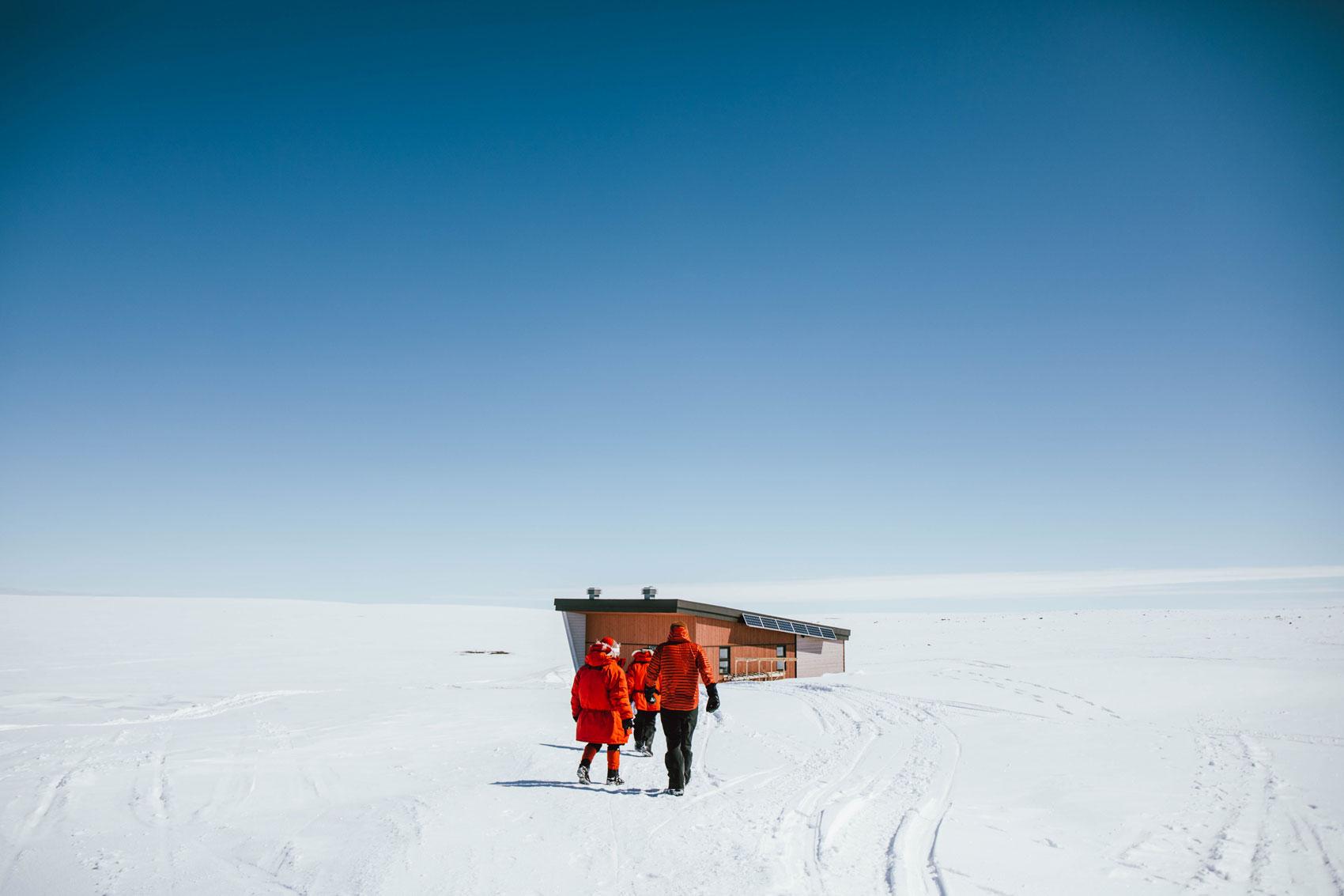 campement Manarsulik Pingualuit