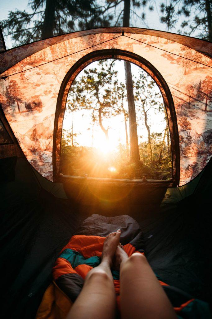 canot-camping au parc Opémican