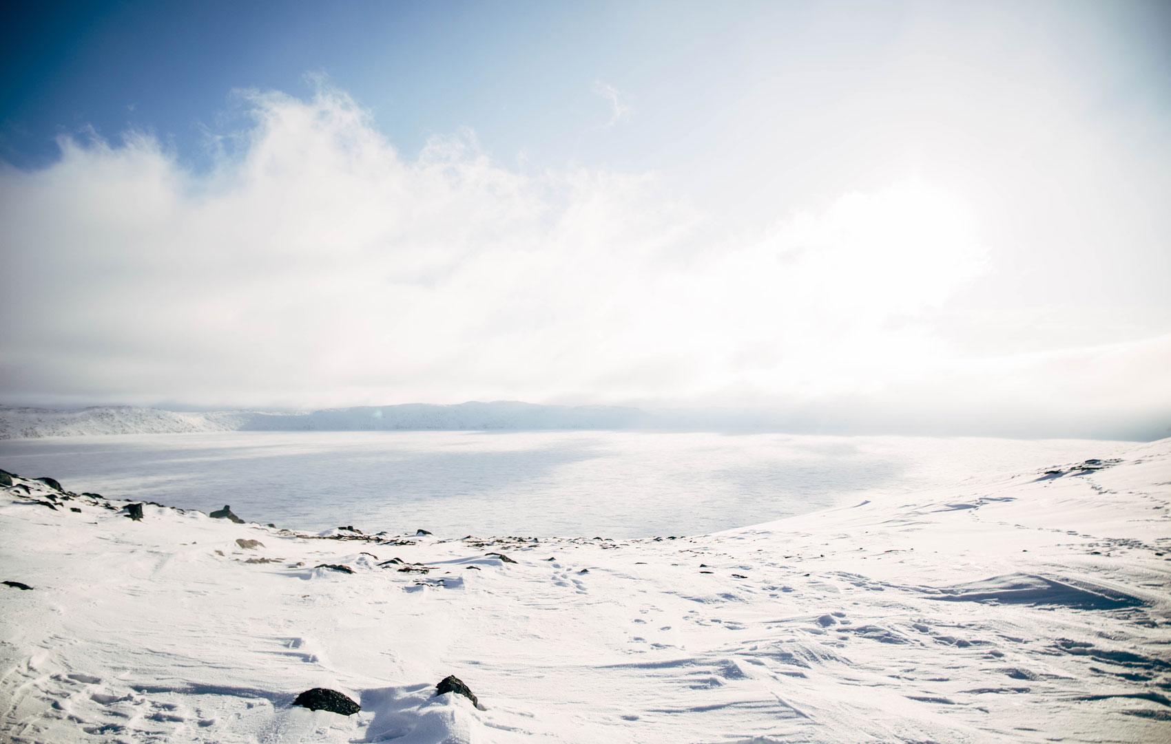cratère des Pingualuit