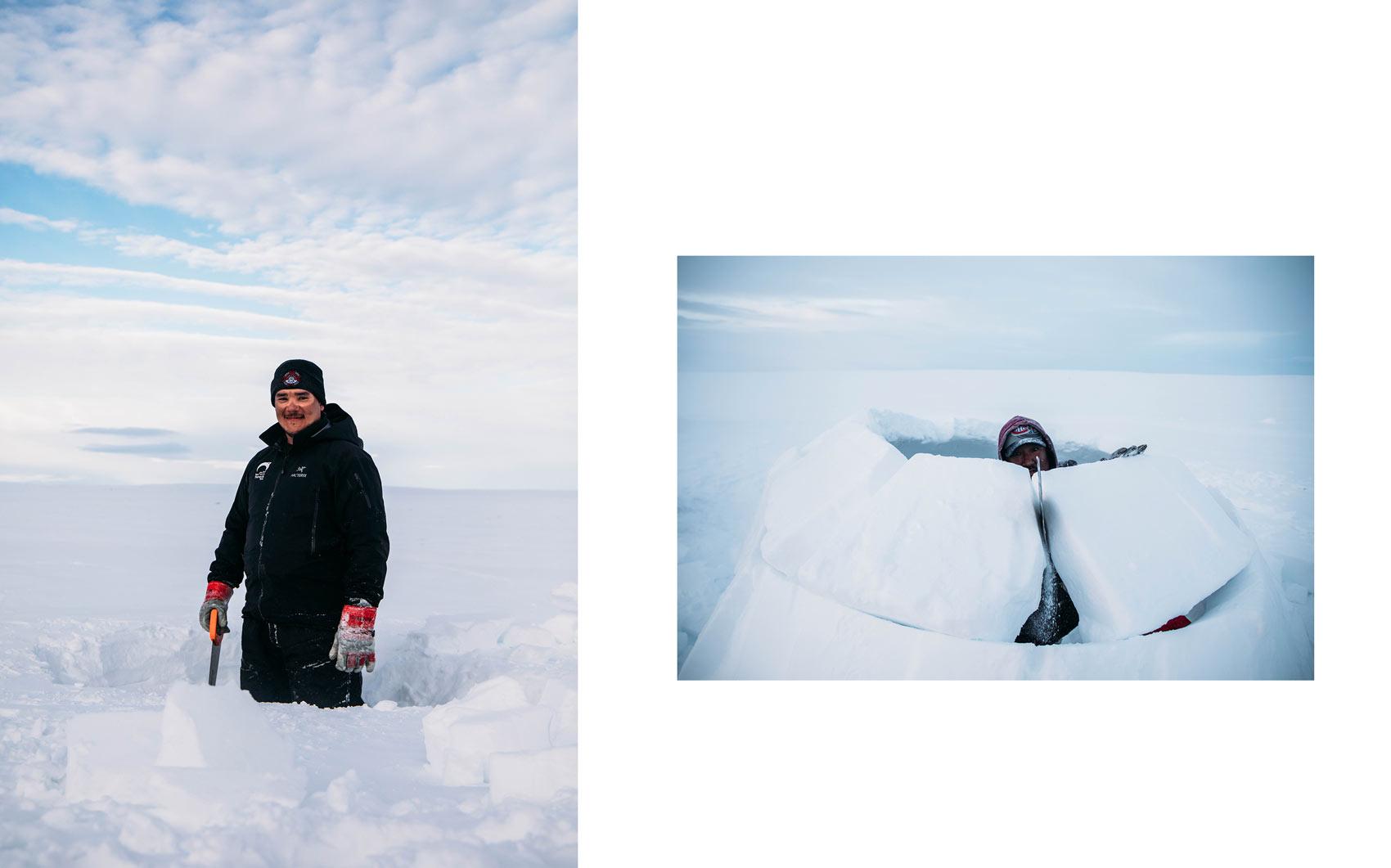 découverte culture inuite Canada