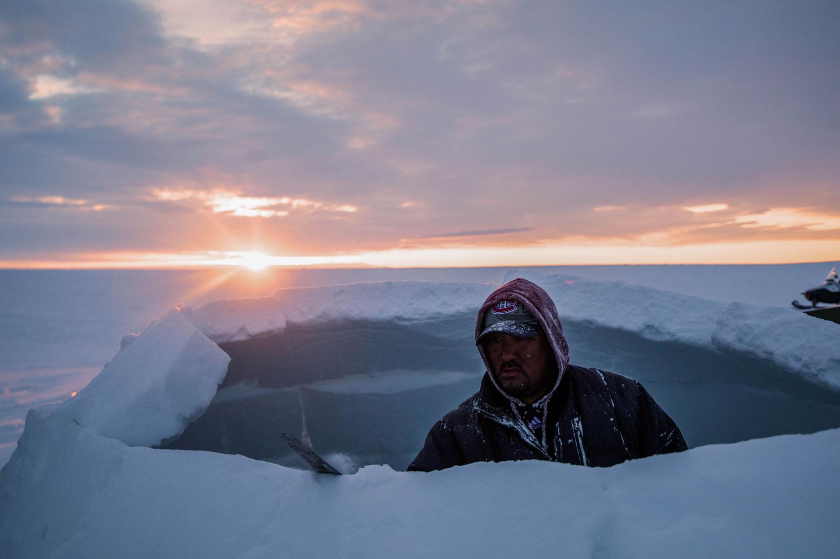 découverte de la culture inuite au Nunavik
