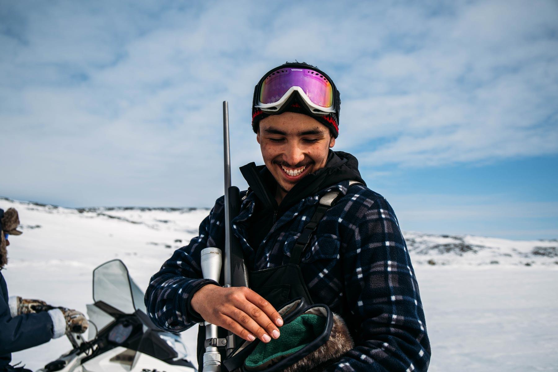 découverte du Nunavik, grand nord