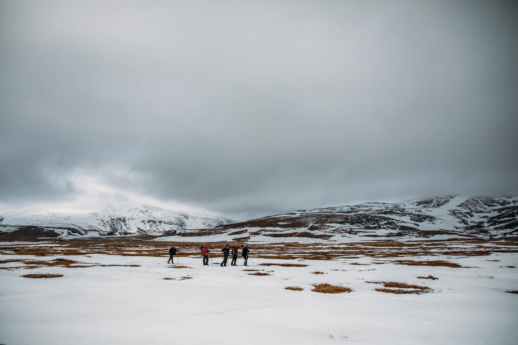 expédition avec parks Nunavik