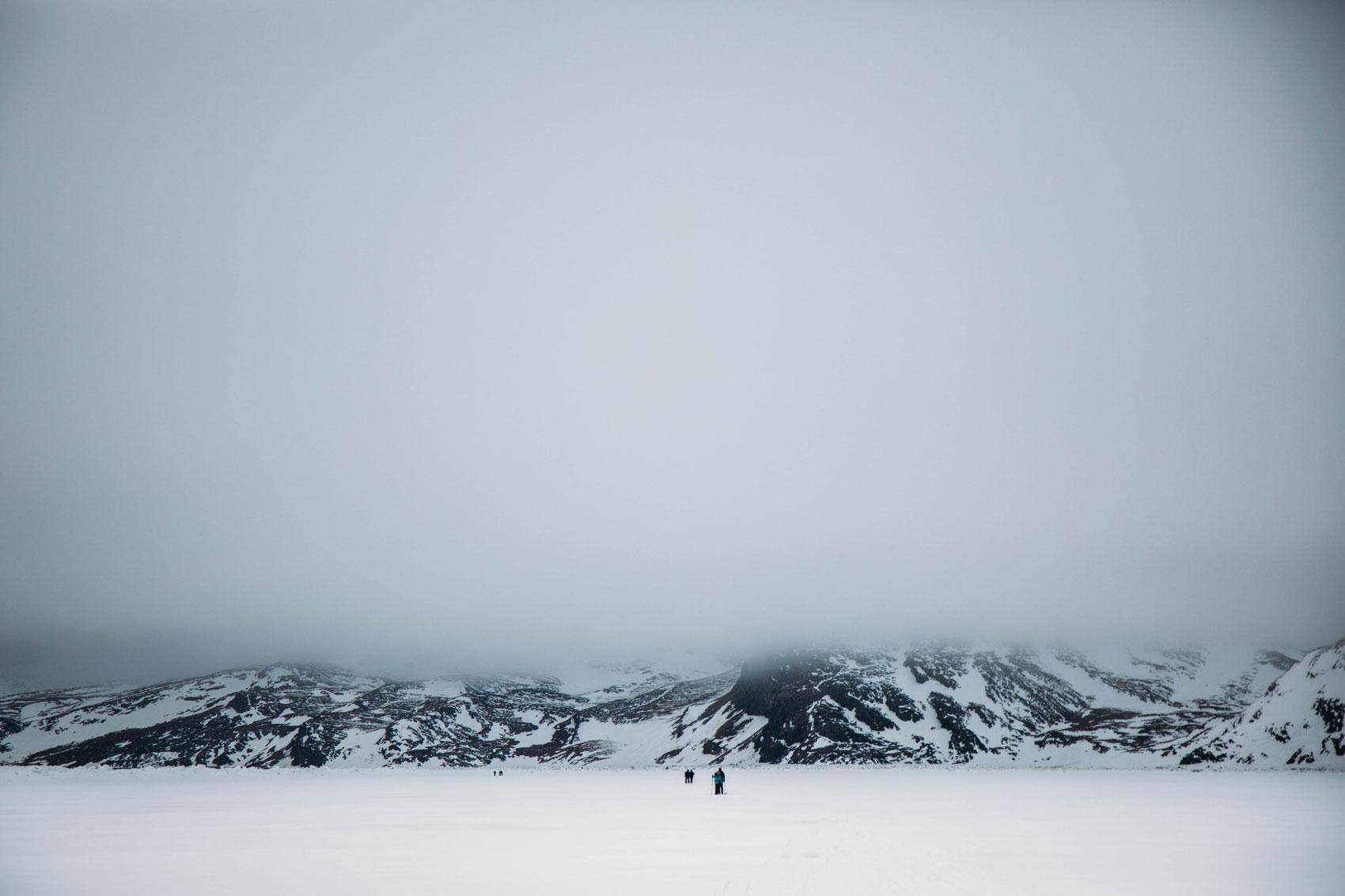 expédition nordique au Nunavik
