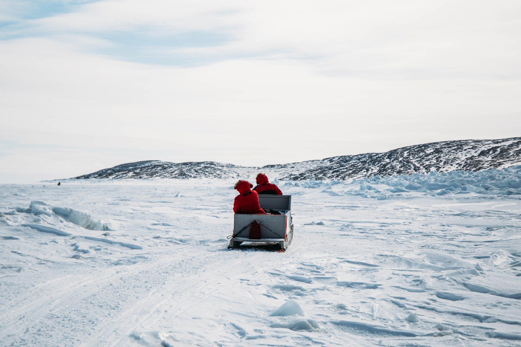 expédition parc national Pingualuit