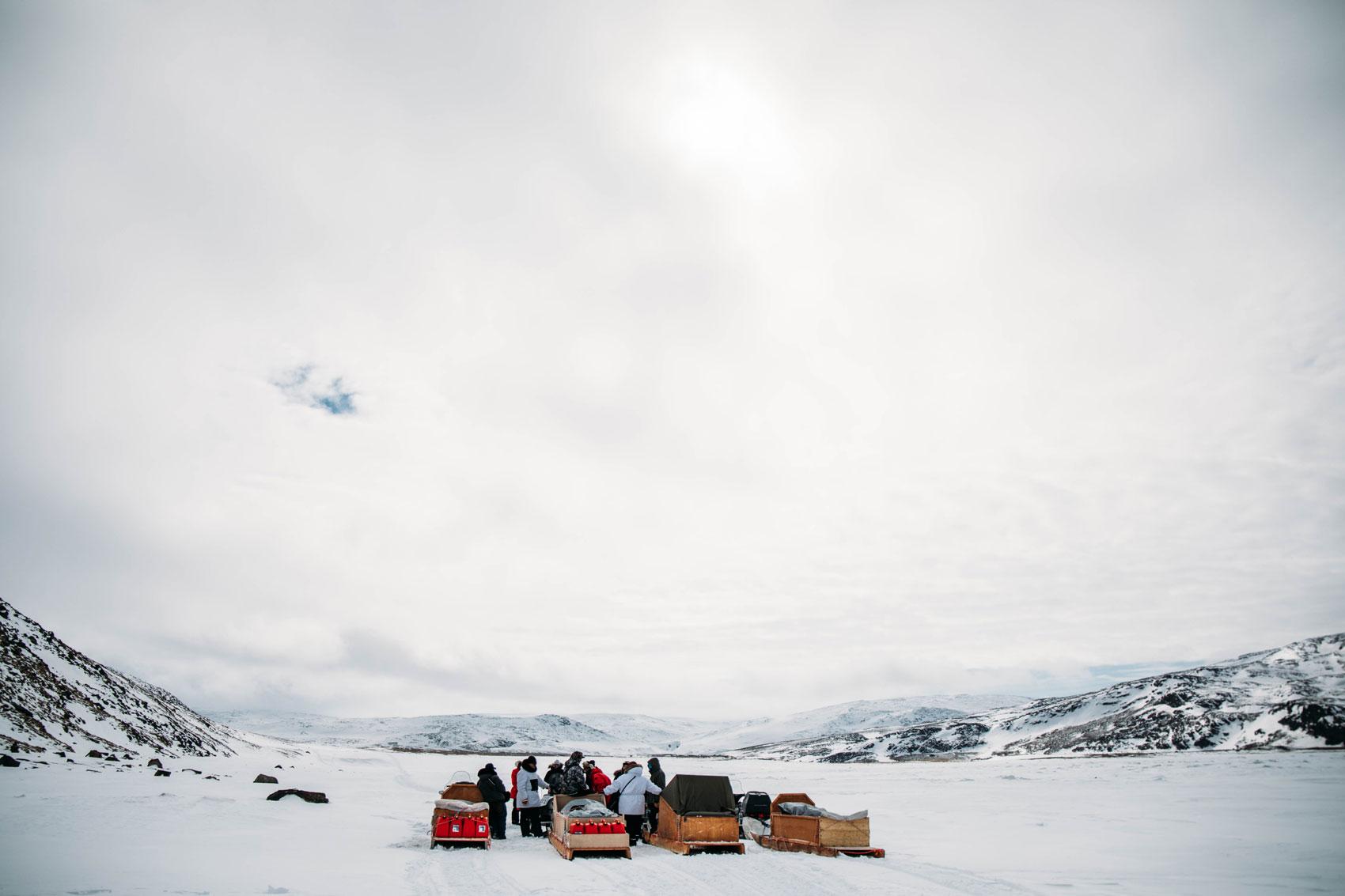 expédition parks Nunavik