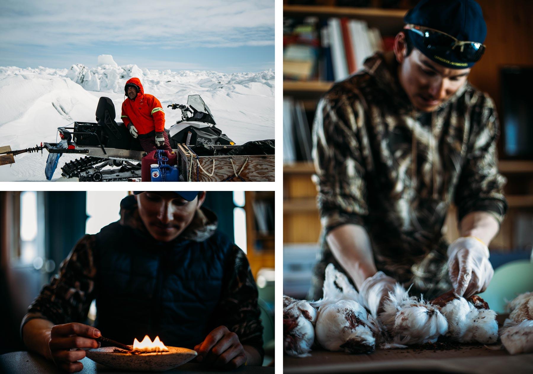 histoire et culture Inuite du Nunavik